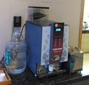 Bean To Cup Filter Coffee and Tea Vending Machines