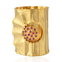 18k Gold New Fashion Bangle