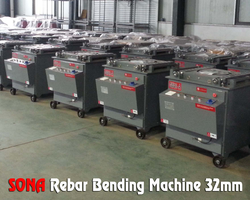 Rebar Bending Machine 32mm