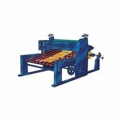 High Speed Rotary Sheet Corrugation Machine