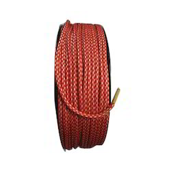 BSP Rope 6Mm Nylon Red 100 Mtr Whity Med Climbing Rope