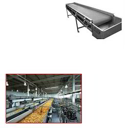Conveyor Belts for Food Industry