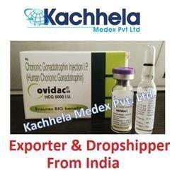 HCG Injections - Fertigyn Exporter from Nagpur.