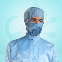 Tie Design Cleanroom Hood