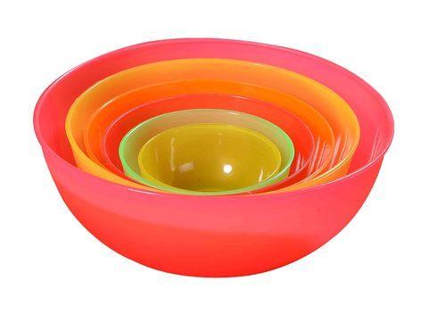 Plastic Microwave Bowl