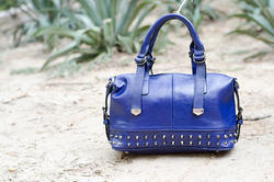 Spiky Duffle Ladies Sling Bag