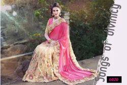 Indian Bollywood Designer Party Wear Saree