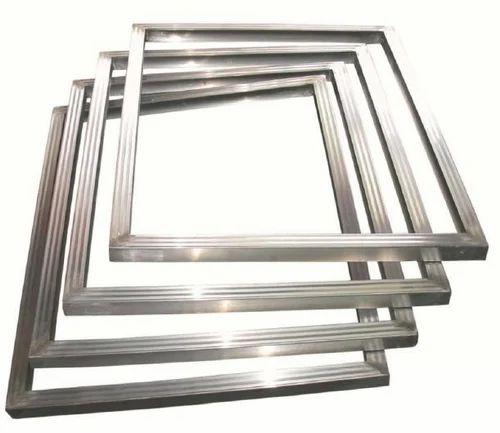 aluminum screen printing frame aluminum screen frame manufacturer from mumbai