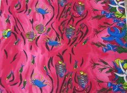 Polyester Fish Printed Pareos