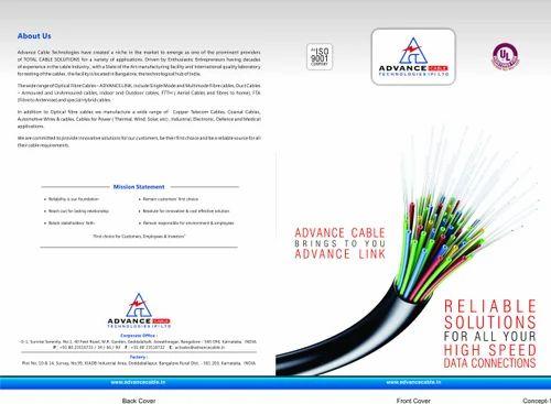 Optical Fibre Cables 2 Fibre To 144 Fibre Single Mode