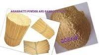 Agarbatti Powder and Bamboo Sticks