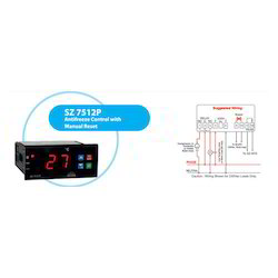 Sub-Zero Chiller, Compressor Cooling Temperature Controller