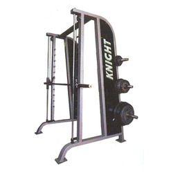 Counterbalanced Smith Machine