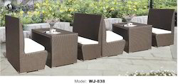 Rattan Outdoor Bar Sofa