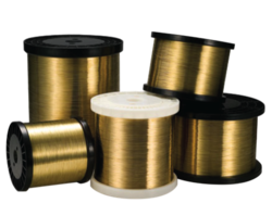 Soft EDM Brass Wires Dia 0.10mm