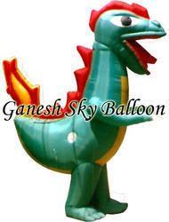 Dragon Walking Inflatable