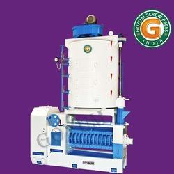 Flaxseed Oil Extruder Machine