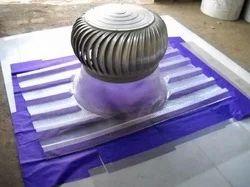 Aluminum Turbo Ventilator