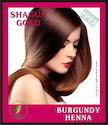 Burgundy Natural Hair Dye Powder