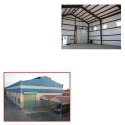 Prefabricated Factory Shed For Factory