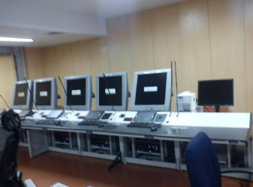 Control Room Console - Security Control Room Console Manufacturer ...