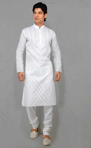 Mens Kurta Pajama Designer Kurta Pyjama Manufacturer From New Delhi