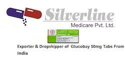 Glucobay 50mg Tabs