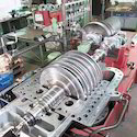 Saturated Steam Turbine