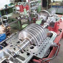 Saturated Steam Turbine