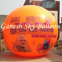 Swachh Kashi Advertising Balloon