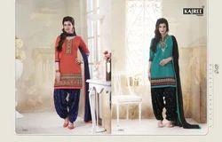 Fashionable Designer Patiala Suit