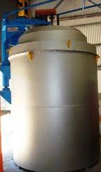 Pit Type Heat Treatment Furnace