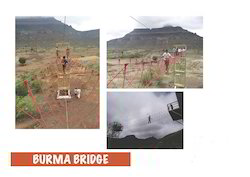 Burma Bridges and Rope Courses