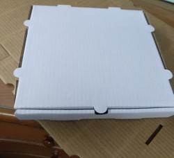 Pizza box 9inch (with virgin paper)