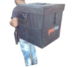 Pizza Delivery Backpack Bag