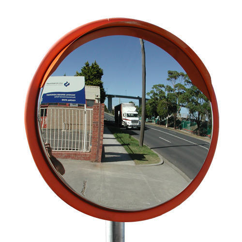 Convex Mirrors Unbreakable Safety Mirror Manufacturer From Thane
