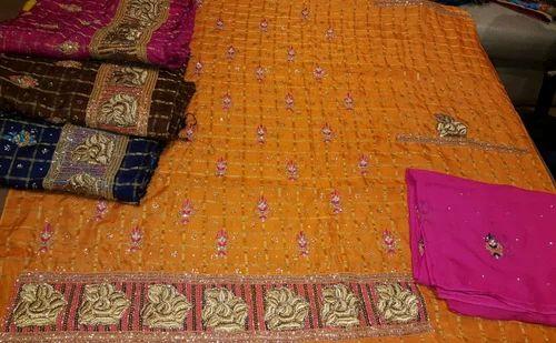 Punjabi Suit - Dupatta