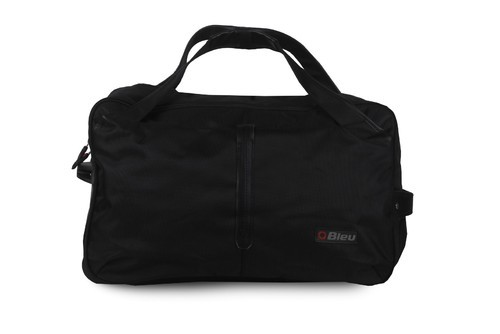 Travel Bags - Grey Travel Bag with Trolley Manufacturer from New Delhi