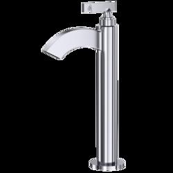 High Neck Pillar Cock Bathroom Fitting