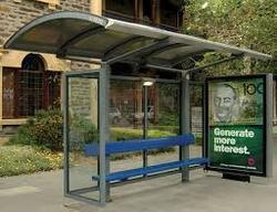 Bus Stop Shed