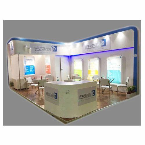 Modern Exhibition Stall Design : Exhibition stall designing service modern exhibition stall