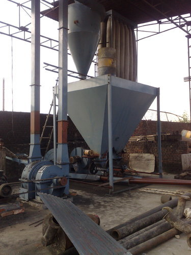 Pulverized Fuel Firing System For Rotary Furnace
