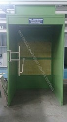Primary Coating Booth