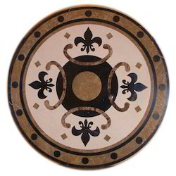 Coffee Brown Stone Table Tops