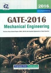 GATE-2016 Mechanical Engineering Previous Years Solved Paper