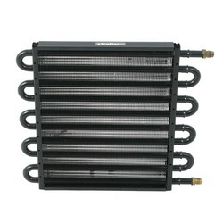 Copper and Fin Tube Type Heat Exchanger