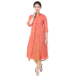 Double Layered Kurti