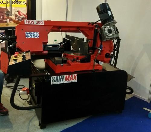 Semi Automatic Miter Cutting Bandsaw