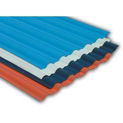 Metallic Roofing Sheet