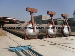 AAC Block Plant Machine - Old